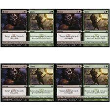 Black 4 x DOWN //// DIRTY NM mtg Dragon/'s Maze Green Sorcery Unc