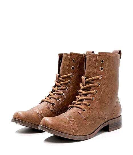 Dgoldthy Perkins Marina Womens UK 3 EU 36 Tan Brown Zip Up Ankle Boots