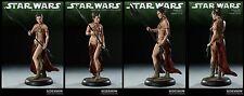 Sideshow Exclusive Slave Leia Premium Star Wars Statue 1:4 PF Figure SEALED !!!