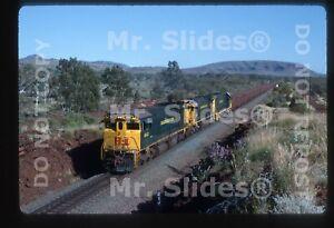 Original-Slide-Australia-Hamersley-Iron-M636U-4043-amp-amp-2-Action-In-1990