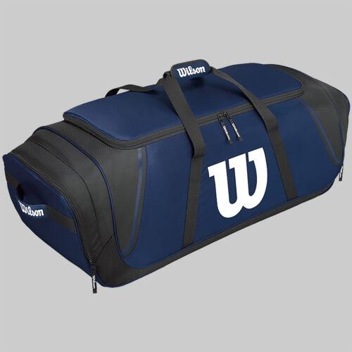 Wilson Team Gear baseball//softball Sac-Différentes Couleurs NOUVEAU listes @ 55 $