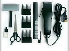 Pet Dog Electric Clipper Trimmer Trimming Grooming Kit Set Cat Animal Hair LB-GK