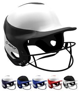 Descanse en paz-it visión Pro  Brillo para mujer Fastpitch Softball casco de bateo Vis  disfrutando de sus compras