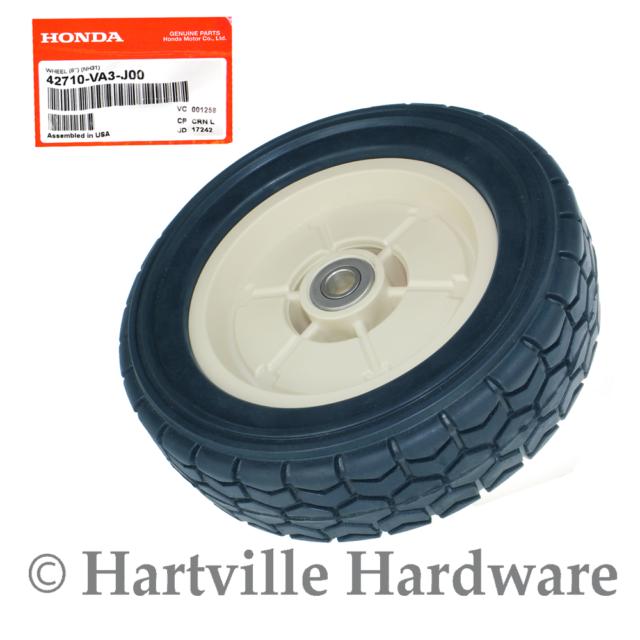 Honda 42710-VJ9-000 Wheel Complete,200X45; 42710VJ9000 Made by Honda