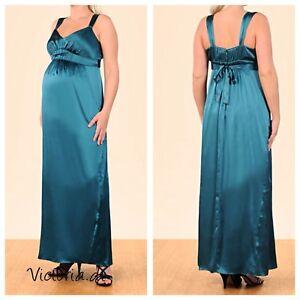 Taglia In A Full The Pea Silk Dress Maternity Length Maxi S 148 Novità Pod EP0dqxwHP