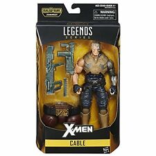 Marvel Cable 6 Inch Legends Series Action Character Collectible Figure Toy