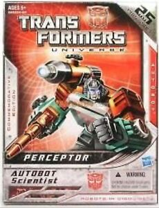 Transformers Commemorative Reissue Perceptor Nouvelle Génération Scellée en Usine 1 653569444237