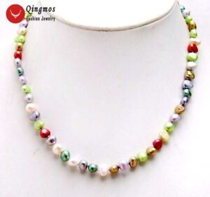 6-7mm-Multicolor-Baroque-Natural-Freshwater-Pearl-Necklace-for-Women-17-039-039-n6247
