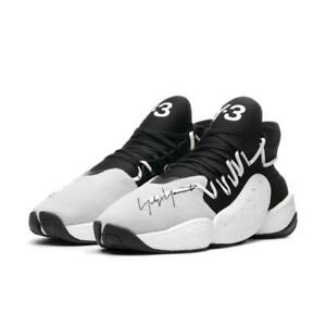 7830a450b8a7 Men s Brand New Adidas Y-3 BYW BBall Athletic Fashion Sneakers ...