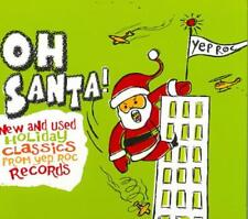 Oh Santa! New & Used Christmas Classics from Yep Roc by Various Artists (CD, Oct-2007, Yep Roc)