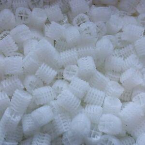 Hel-X 17 KLL 25 L Filtermedium Helix Filter Filtermaterial Koi Teich biocarrier