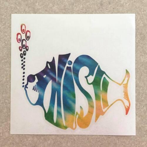 "PHISH vinyl decal sticker 5.5/""x5/"""