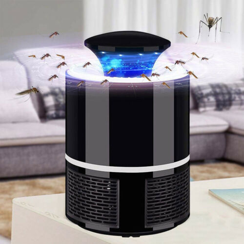Electric UV Light Mosquito Killer Insect Grill Fly Zapper Pest Bug Catcher Lamp