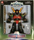 RARE Vtg 1998 Bandai Power Rangers Lost Galaxy Deluxe Defender Torozord Megazord