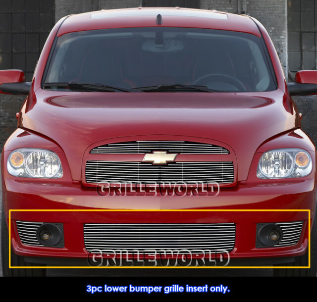 Fits 2006 2010 Chevy Hhr Ss Billet Grille Insert Combo For Sale