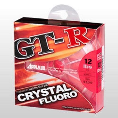 SANYO APPLAUD GT-R CRYSTAL FLUgold 100m  Flugoldcarbon Line   on sale 70% off