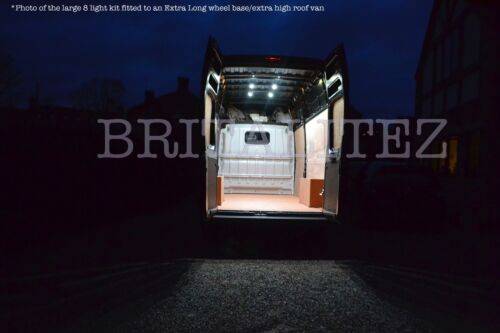 Van Internal Lighting Kit Bright Lights Loading Bay Lights
