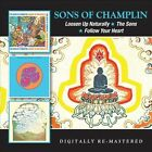 Loosen Up Naturally/The Sons/Follow Your Heart by The Sons of Champlin (CD, Mar-2014, 2 Discs, Beat Goes On)