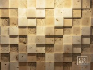Image Is Loading Wall Cladding Wood Paneling End Grain Vintage