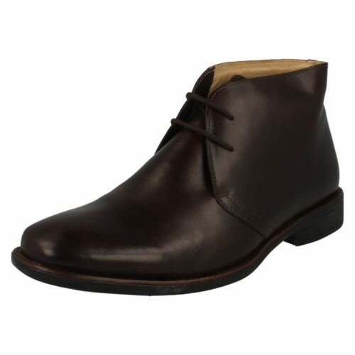 Mens Anatomic Formal Ankle Boots *929224LB*