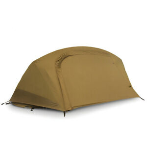 NOS-CATOMA-WOLVERINE-EBNS-Shelter-Coyote-Brown-Bednet-System-Complete-Set-No-Box