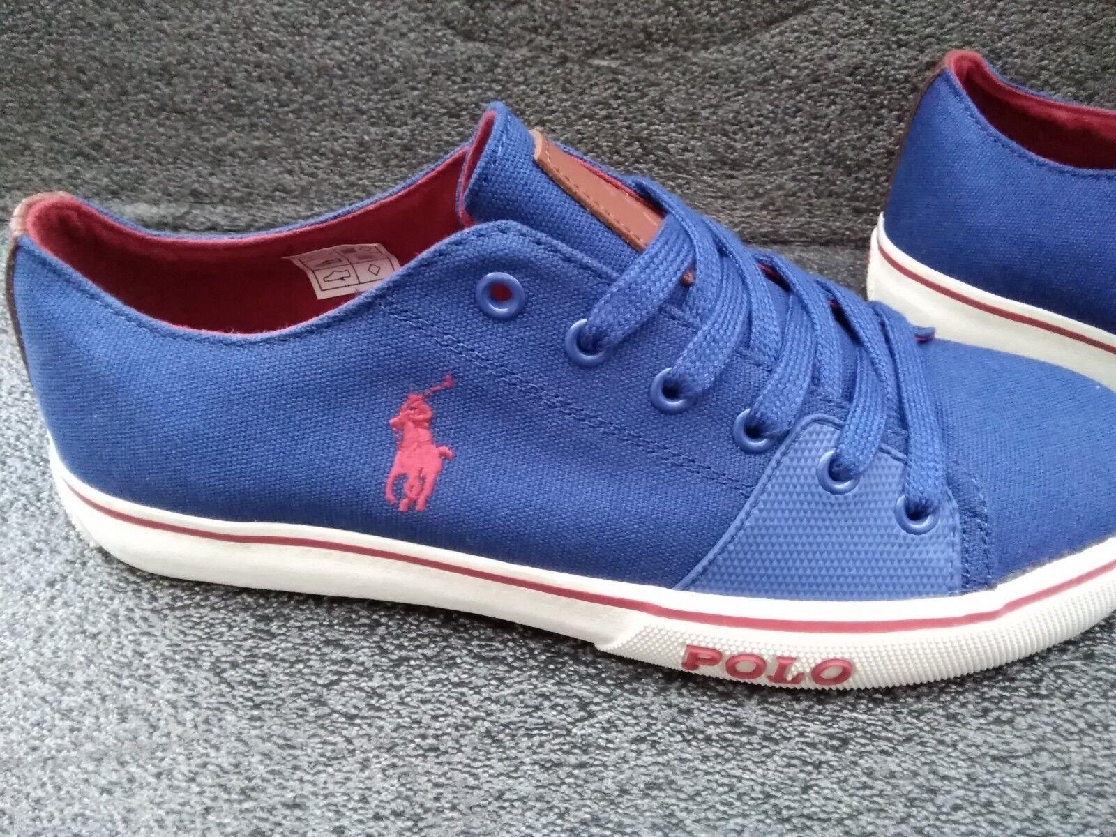 POLO  RALPH LAUREN Size 7 EUR 41 Trainers shoes