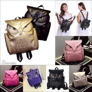 07187b8fd69 Image is loading New-Fashion-Women-Backpack-2019-Newest-Stylish-Leather-