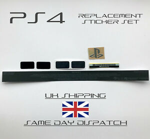 Sony-Playstation-4-Replacement-Warranty-Seal-Sticker-Set-Maintenance-PS4-UK