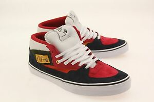8fa50c3e15 Vans Men Half Cab - Year Of The Monkey multi suede VN0UC8JA8