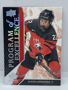 2019-TEAM-CANADA-ALEXIS-LAFRENIERE-PROGRAM-OF-EXCELLENCE-card-115