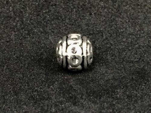 Tiger ojo Matt brazalete pulsera perlas pulsera plata beads marrón 8mm