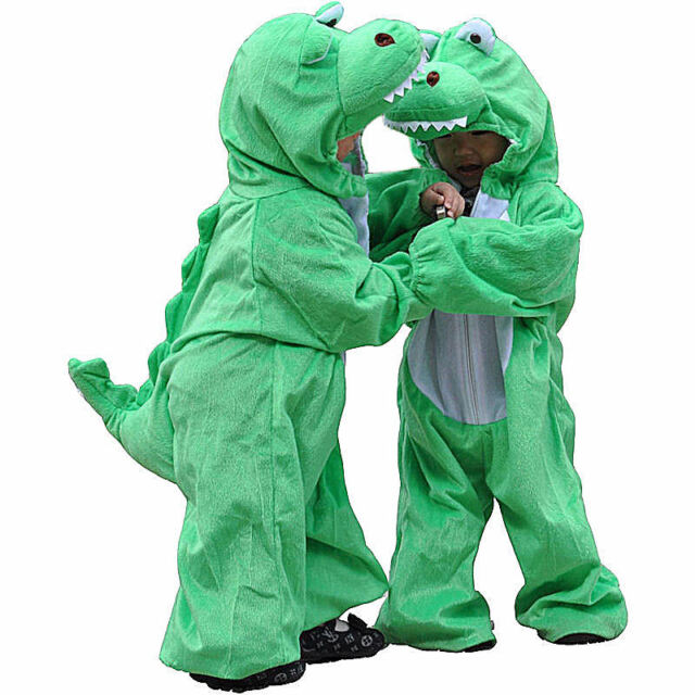 Mario Yoshi Costume For Kids Green Dinosaur Outfit For Boys And Girls