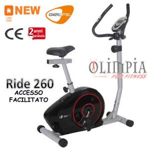 GetFIT-Cyclette-MAGNETICA-RIDE-260-Accesso-FACILITATO-Portata-110KG-GARANZIA