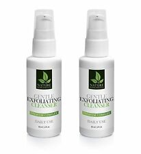 Fair and lovely - GENTLE EXFOLIATING CLEANSER COMPLEX 60ml/2fl - 2 Bottles