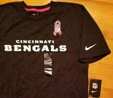 Breast Cancer  NIKE CINCINNATI BENGALS SHIRT Men M football nfl zoom mixon  ross f3af5ec9c