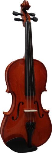 Kinnstütze mit Koffer Feinstimmer,Kolofonium Violinen//Geigenset VS4//4 Bogen