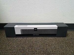 Brand New BOSE 83809-1100 TV Speaker Soundbar Black