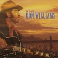 Don Williams - Best Of [new Cd] on Sale