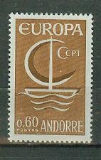 Andorra  Briefmarken 1966 Europa Mi.Nr.198 ** postfrisch