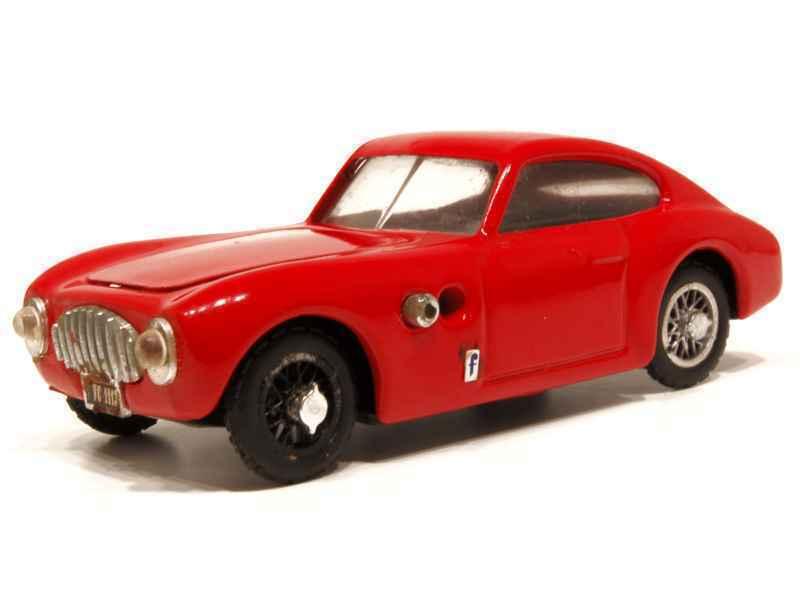 Cisitalia 202 Limited Editions MINI MINIERA red 1 43