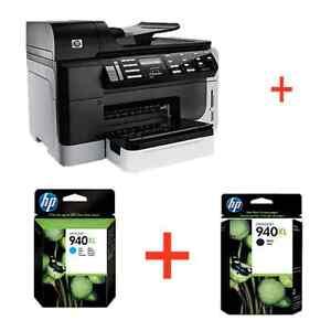 HP-OfficeJet-Pro-8500-CB022A-Tintenstrahldrucker-Drucker