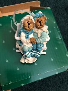 Boyds-Collection-2007-Our-First-Christmas-Together-2007-Ornament-ON-SALE