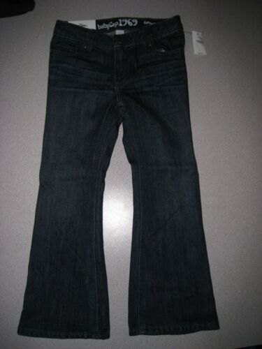 NWT BABY GAP GIRLS MY FAVORITE FLARE 1969 JEANS SIZE 4 4T