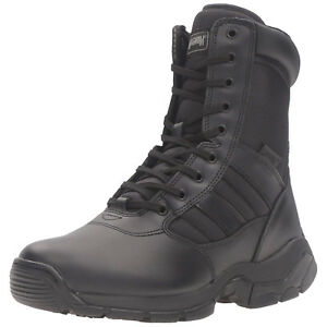Magnum-Tactical-Work-Panther-8-0-Size-Zip-Leather-amp-Nylon-Boots-7127