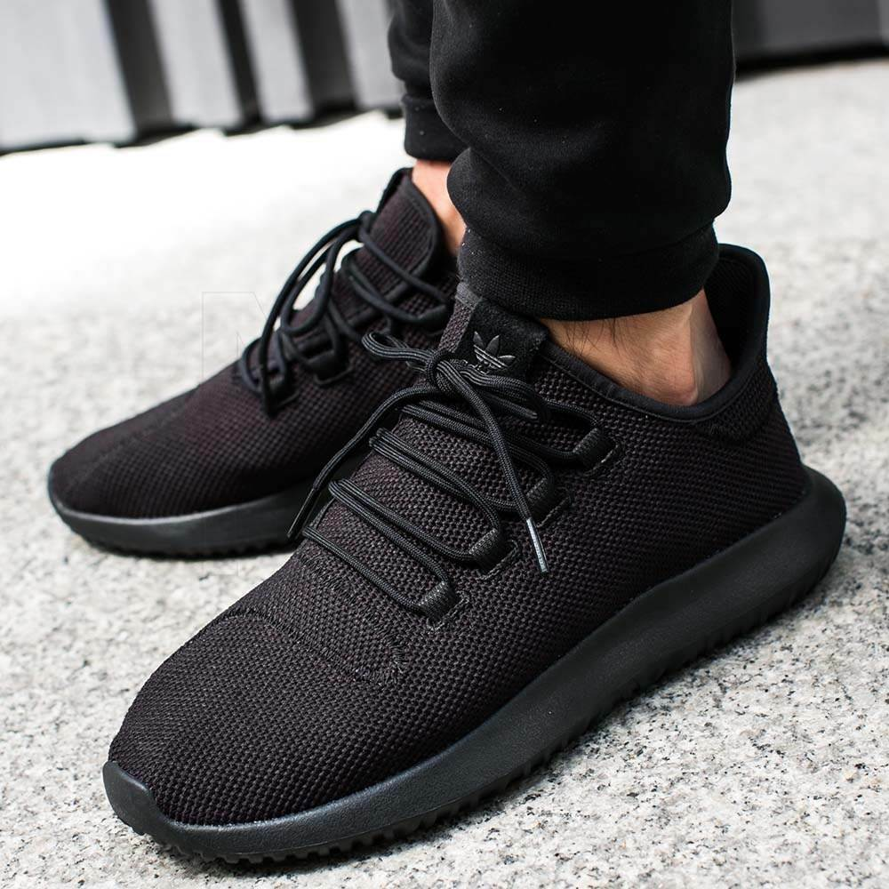 NEW IN BOX! hommes ADIDAS ORIGINALS TUBULAR SHADOW CK Noir SNEAKER CG4562 SZ 7-12