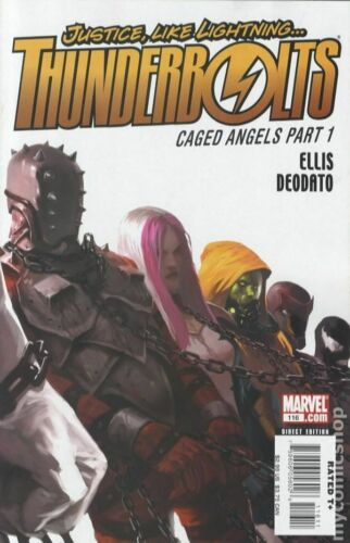 Thunderbolts #116 FN 2007 Stock Image
