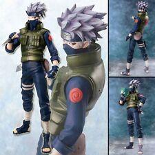 Collections Anime Figure Toy Naruto Hatake Kakashi Figurine Statues 20cm