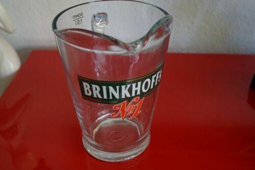 Brinkhoffs grosser Pitcher 1,5 Liter neu Bier Krug Bier Pitcher selten