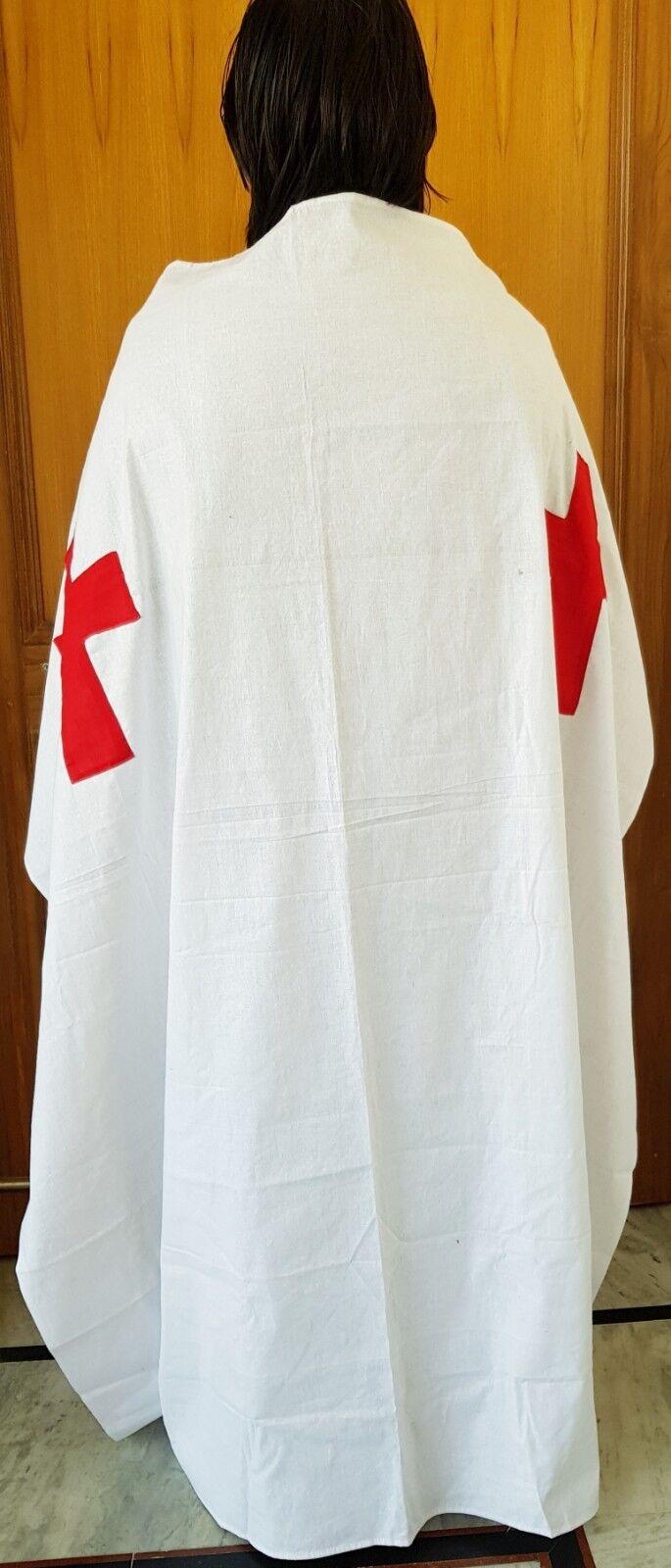 Knight Templar cape Handmade good quality Handmade templar cape