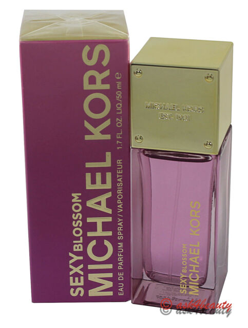 Sexy Blossom By Michael Kors 1.7oz/50ml Edp Spray For Women New In Box